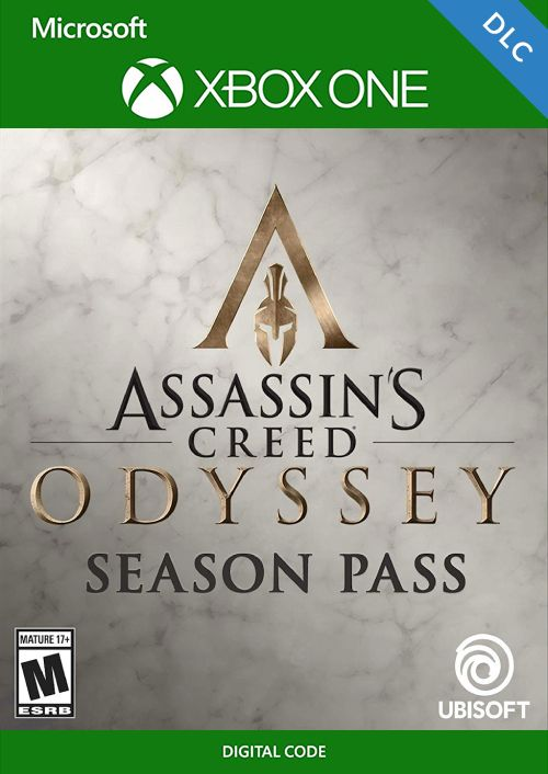 Assassin's Creed Odyssey - Season Pass Xbox One (UK)