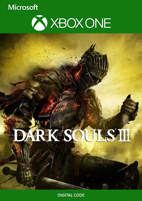 Dark Souls III 3 Xbox One (UK)