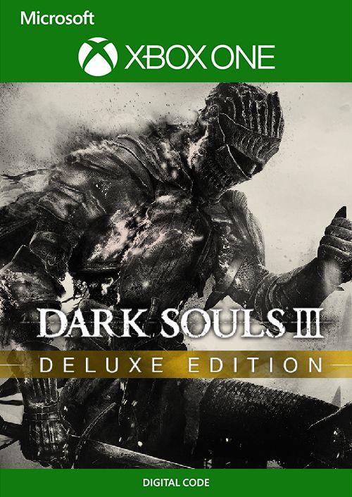Dark Souls III 3 - Deluxe Edition Xbox One (UK)