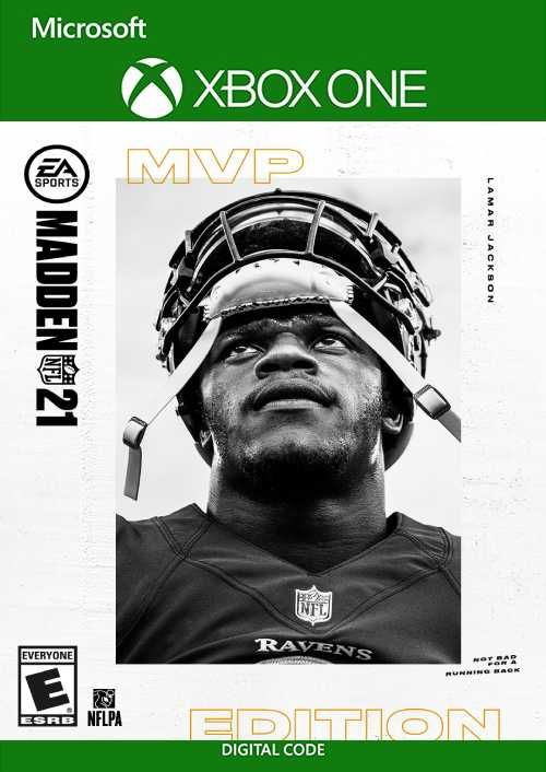 Madden NFL 21: MVP Edition Xbox One (UK)