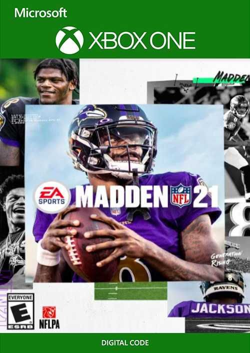 Madden NFL 21: Standard Edition Xbox One