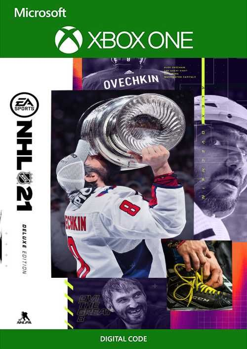 NHL 21 Deluxe Edition Xbox One (UK)