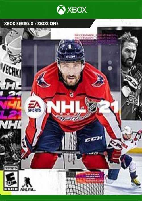 NHL 21 Standard Edition Xbox One