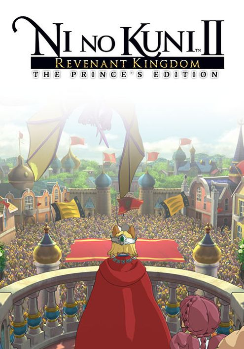 Ni No Kuni II Revenant Kingdom - Princes Edition PC