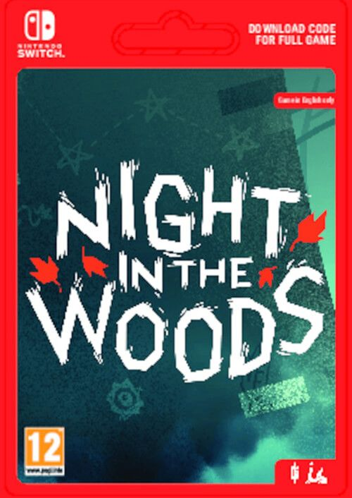 Night in the Woods Switch