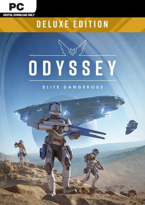 Elite Dangerous: Odyssey Deluxe Edition PC