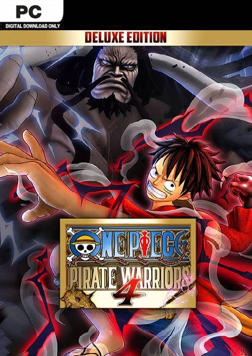 One Piece: Pirate Warriors 4 - Deluxe Edition PC