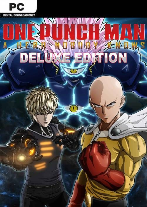 One Punch Man: A Hero Nobody Knows - Deluxe Edition PC