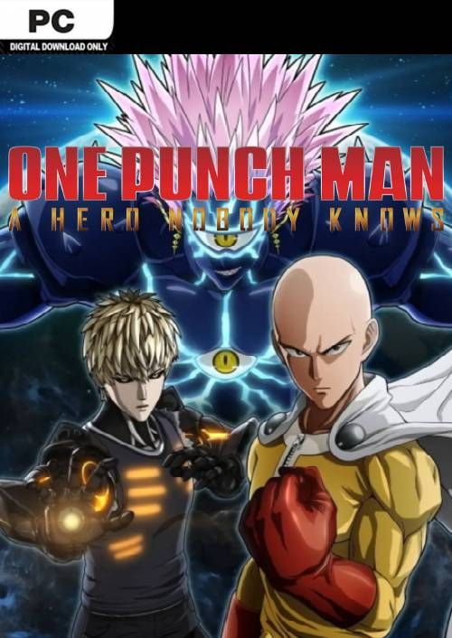 One Punch Man: A Hero Nobody Knows PC