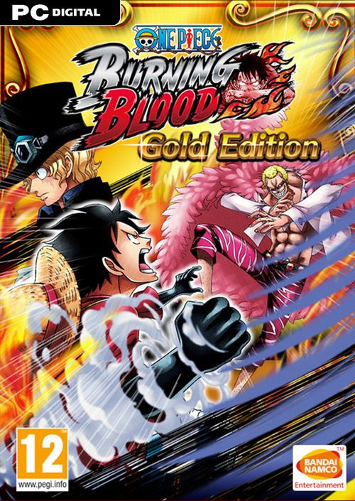 One Piece Burning Blood Gold Edition PC