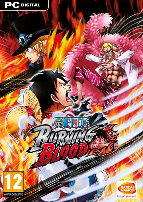 One Piece Burning Blood PC