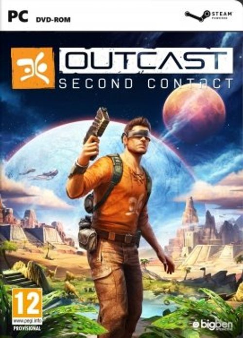 Outcast Second Contact for PC [Digital Download]