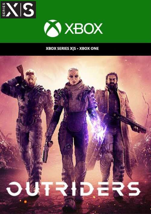 Outriders Xbox One/ Xbox Series X|S (UK)