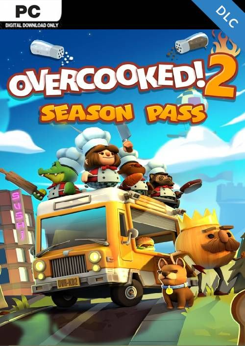 Overcooked 2 - Season Pass PC - DLC