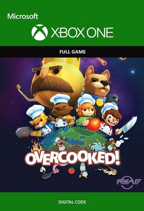 Overcooked for Xbox One [Digital Download]