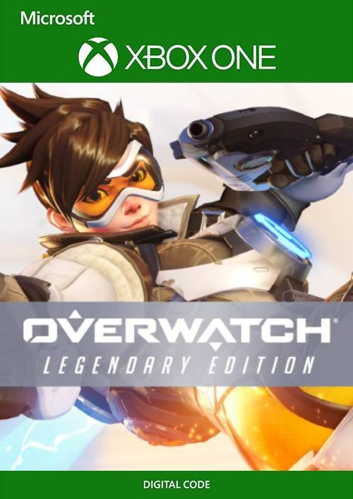 Overwatch Legendary Edition Eu Switch Cdkeys
