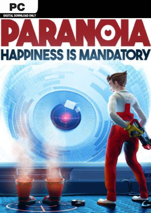 Paranoia - Happiness is Mandatory PC