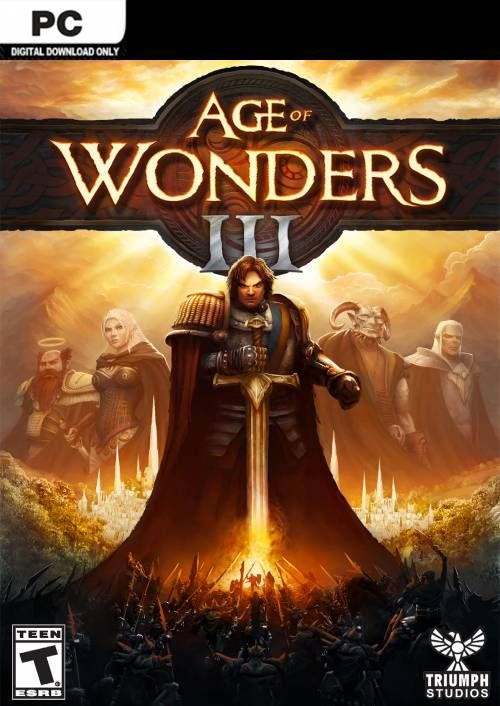 Age of Wonders III PC (EU)