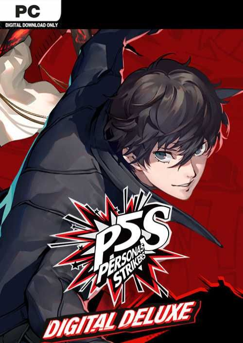 Persona 5 Strikers Deluxe Edition PC (EU)