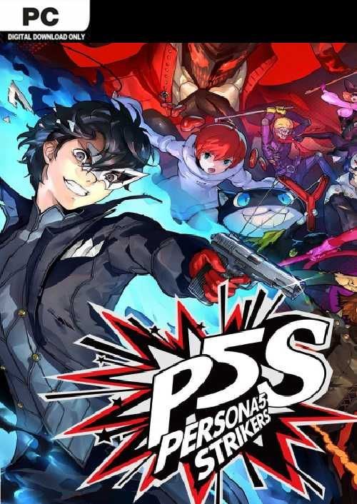 Persona 5 Strikers PC (EU)