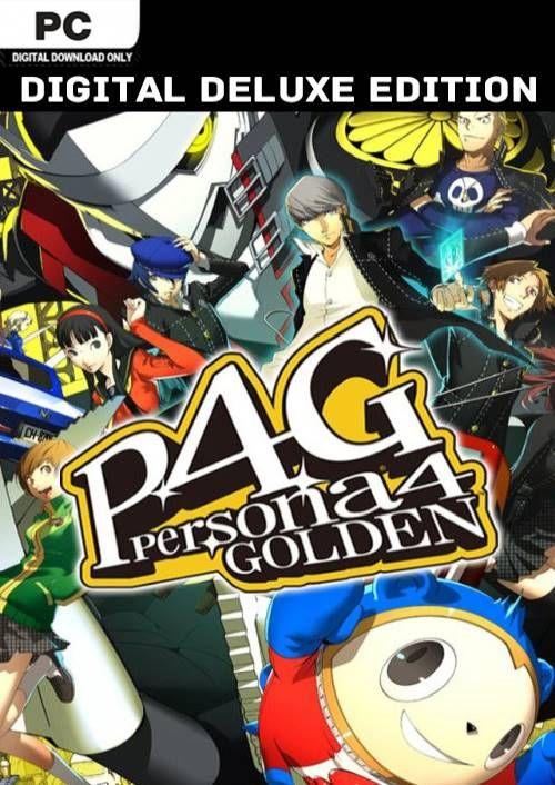 Persona 4 - Golden Deluxe PC (WW)