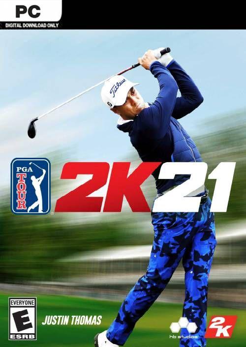 PGA Tour 2K21 PC (EU)