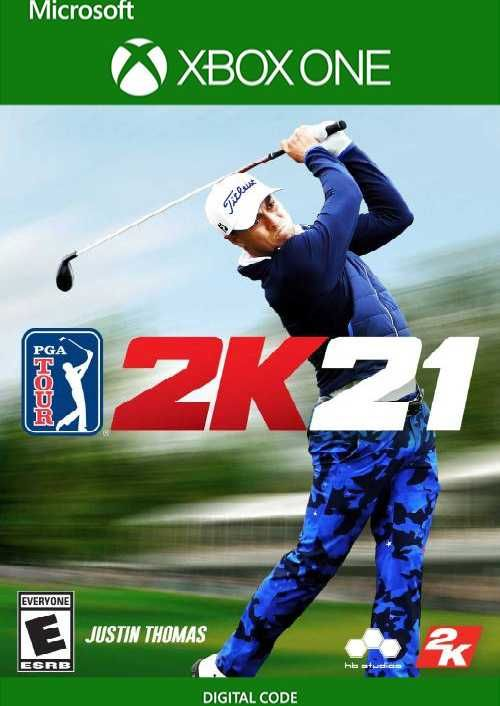 PGA Tour 2K21 Xbox One (EU)