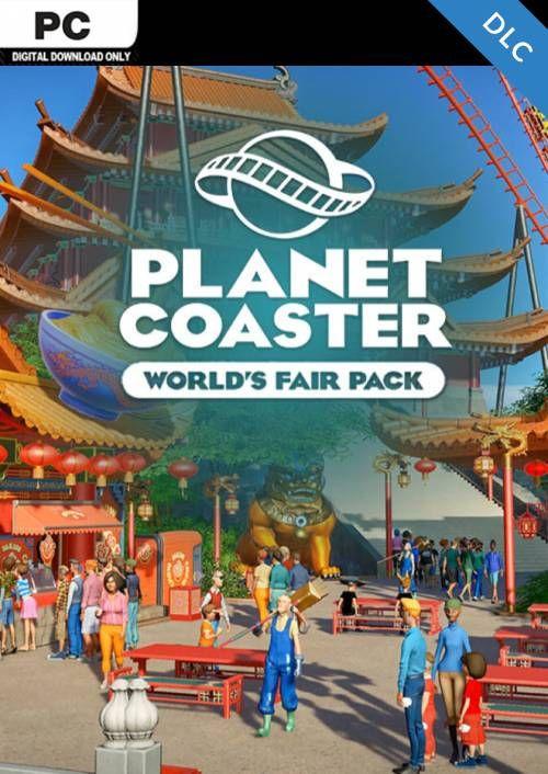 Planet Coaster PC - World's Fair Pack DLC