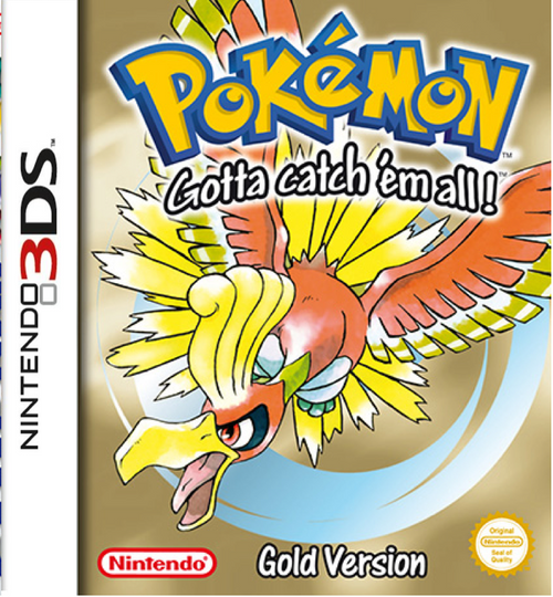 Pokémon Gold Version 3DS