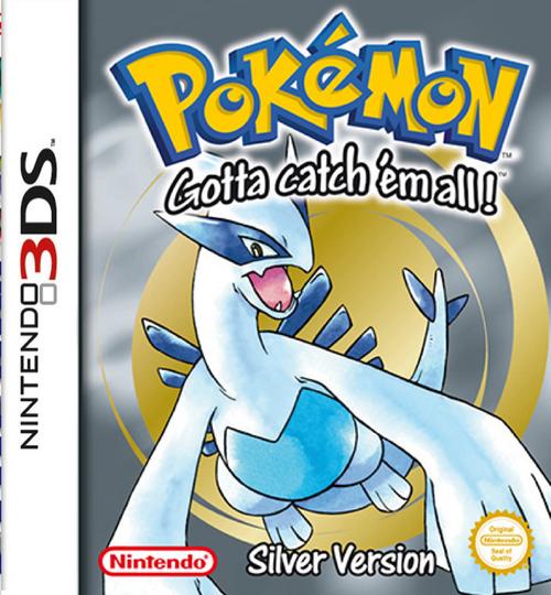 Pokémon Silver Version 3DS
