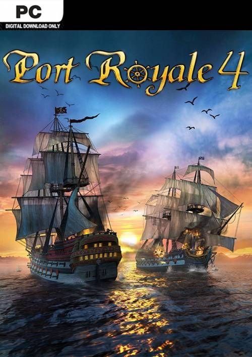 Port Royale 4 + BETA PC