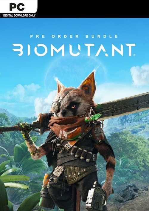 Biomutant + Pre-Order Bonus PC