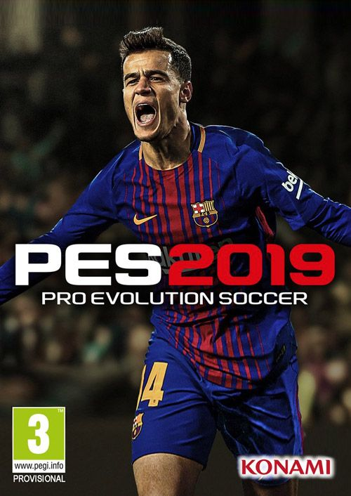 Pro Evolution Soccer (PES) 2019 PC