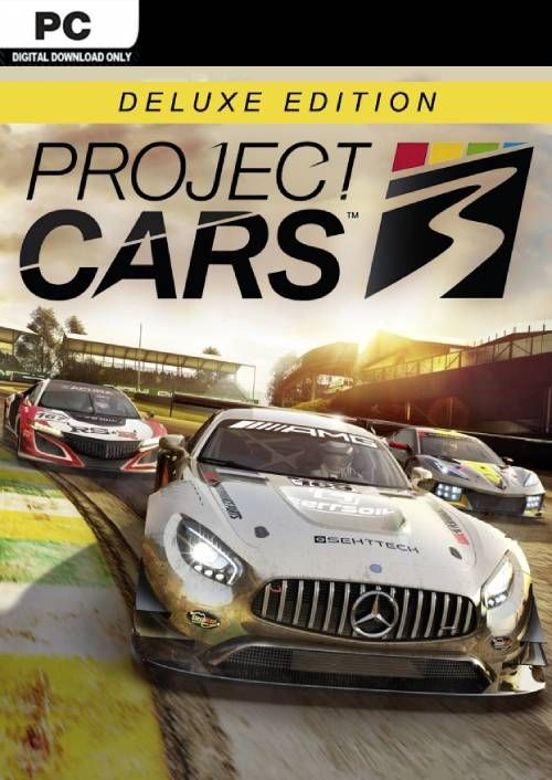 Project Cars 3 Deluxe Edition PC