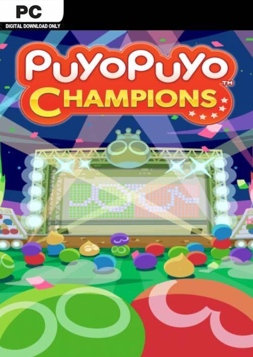 Puyo Puyo Champions PC (EU)