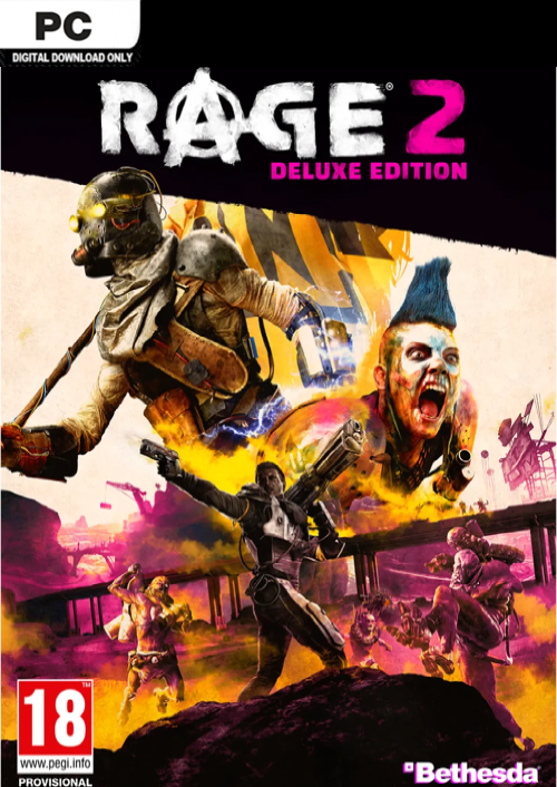 Rage 2 Deluxe Edition PC (EMEA) + DLC