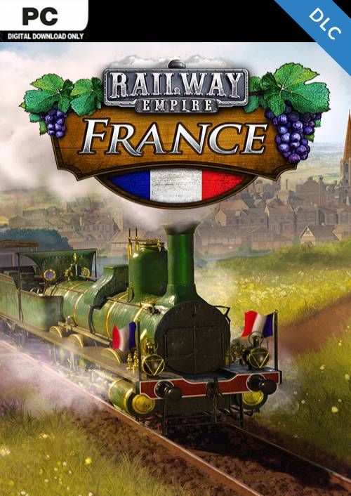 Railway Empire PC - France DLC