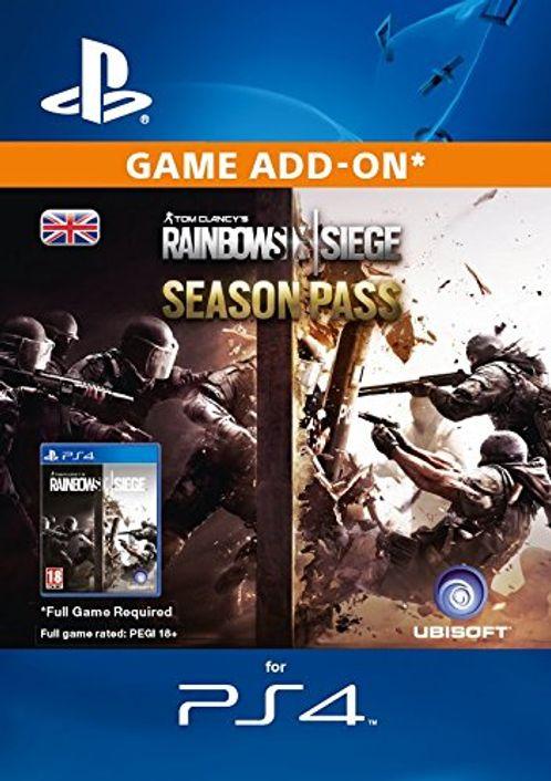 Rainbow Six Siege Season Pass PS4