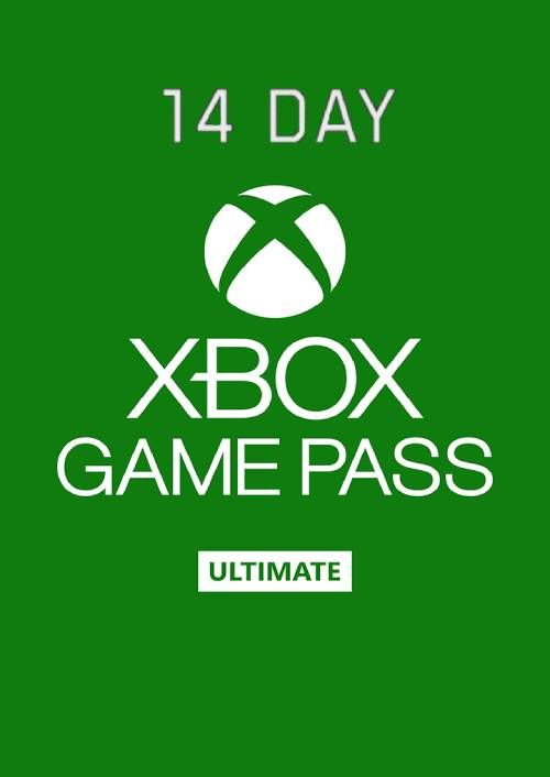 14 Day Xbox Game Pass Ultimate Xbox One / PC