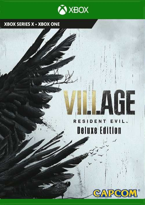 Resident Evil Village Deluxe Edition Xbox One