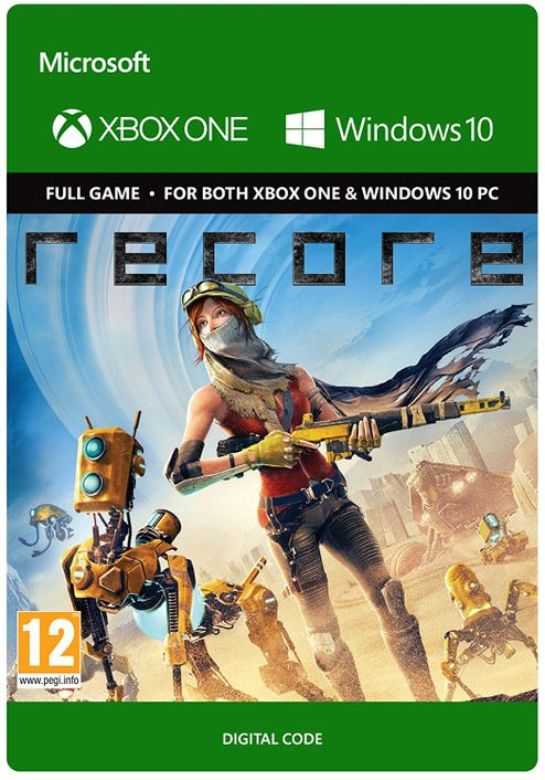 ReCore Xbox One - Digital Code