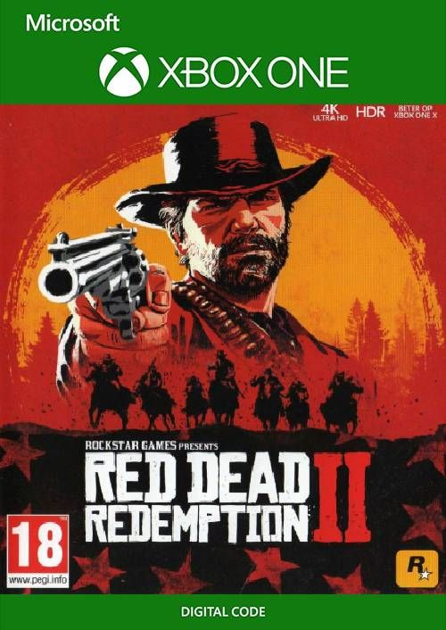 Red Dead Redemption 2 Xbox One (UK)