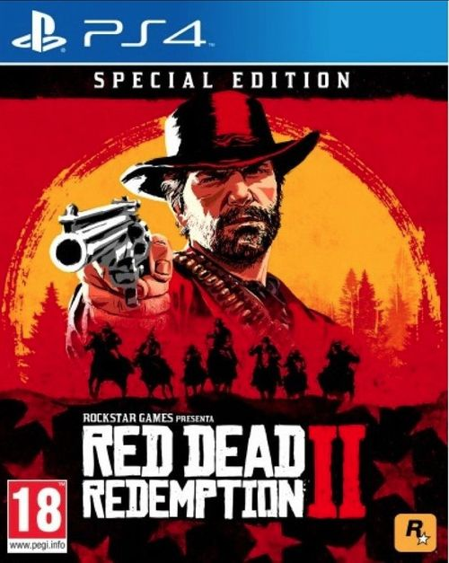 Red Dead Redemption 2 Special Edition PS4 US/CA