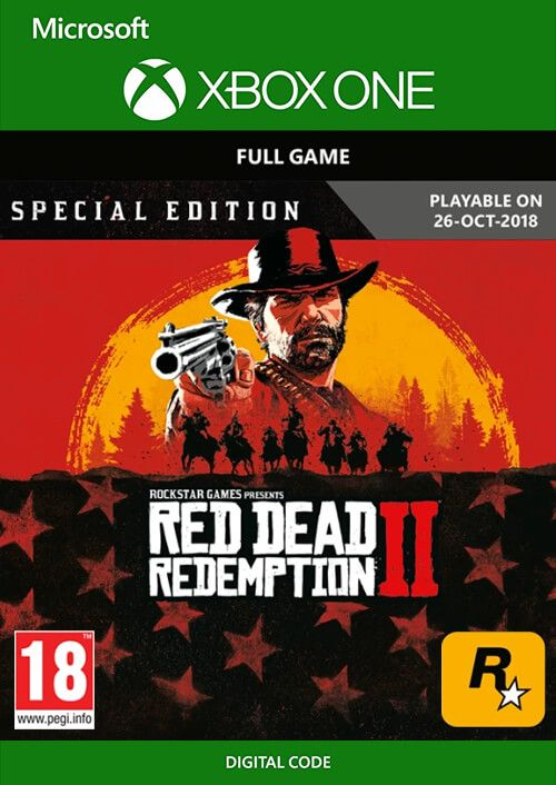 Red Dead Redemption 2: Special Edition Xbox One