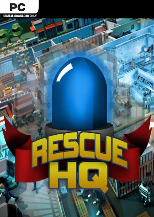 Rescue HQ - The Tycoon PC