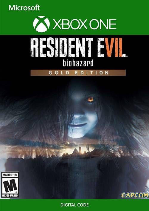 Resident Evil 7 Biohazard Gold Edition Xbox One / PC (UK)