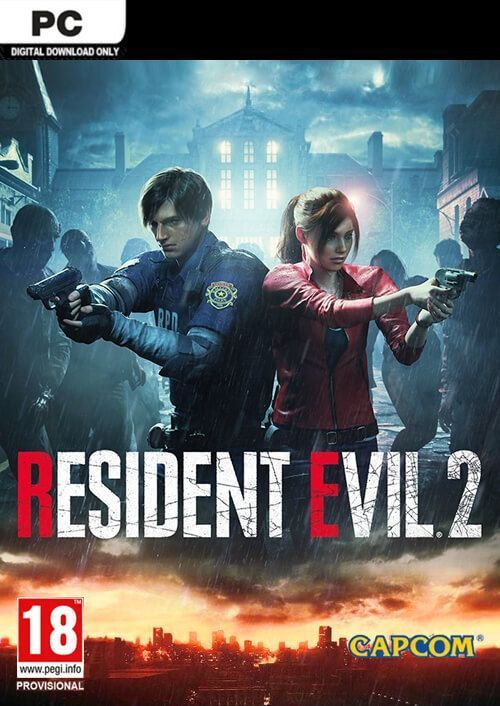 Resident Evil 2 / Biohazard RE:2 PC (EMEA)
