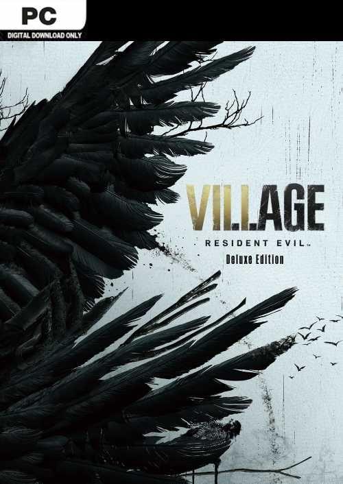 Resident Evil Village - Deluxe Edition PC (EU)