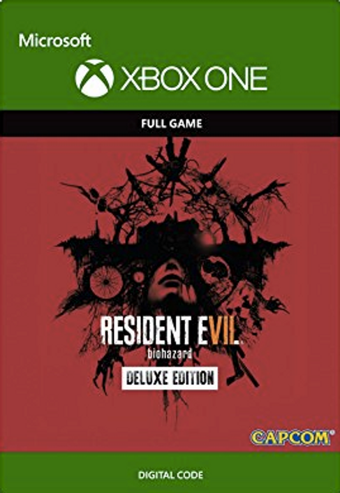 Resident Evil 7 - Biohazard Deluxe Edition Xbox One