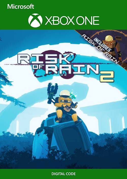Risk of Rain 1 and 2 Bundle Xbox One (UK)